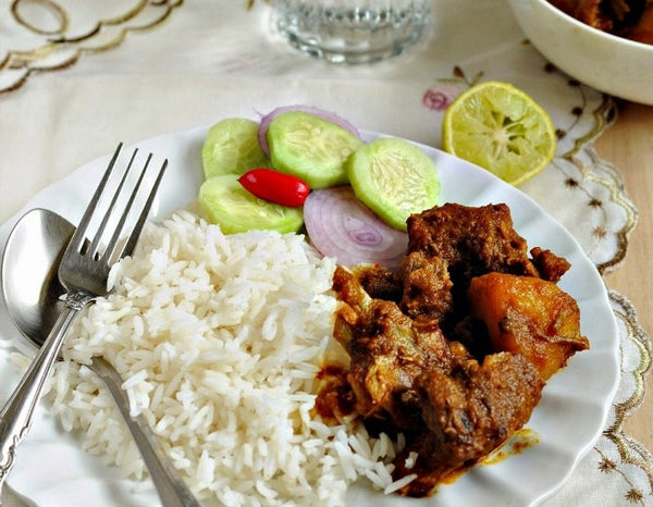 Tasty Mutton Rice Recipes