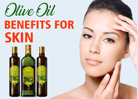 Benefits of consuming Olive for skin