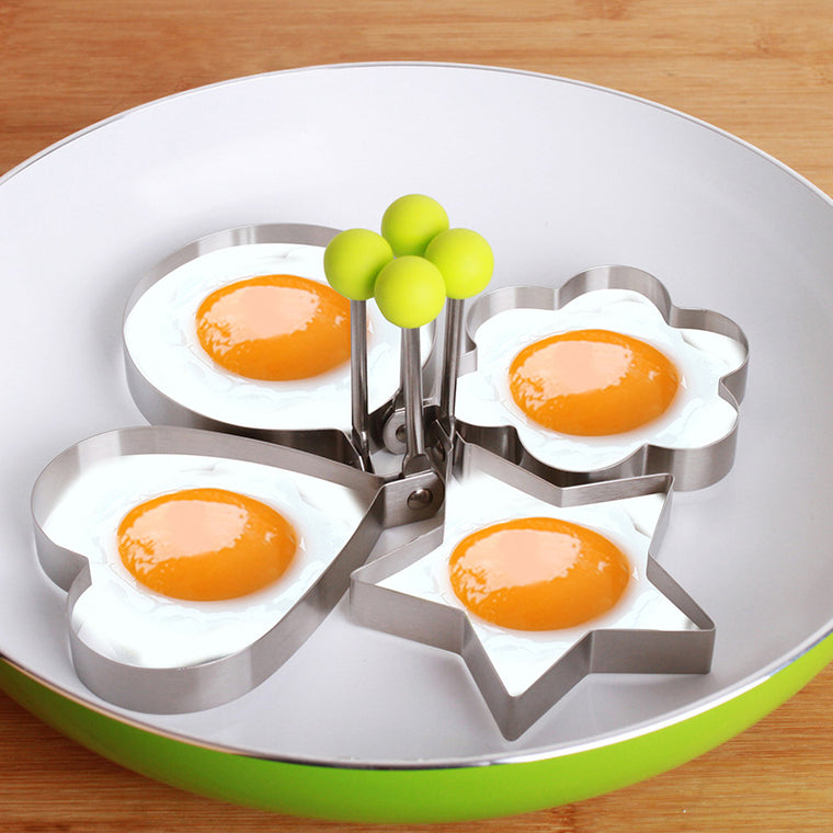 Stainless Steel Multi styling Omelette Egg Frying