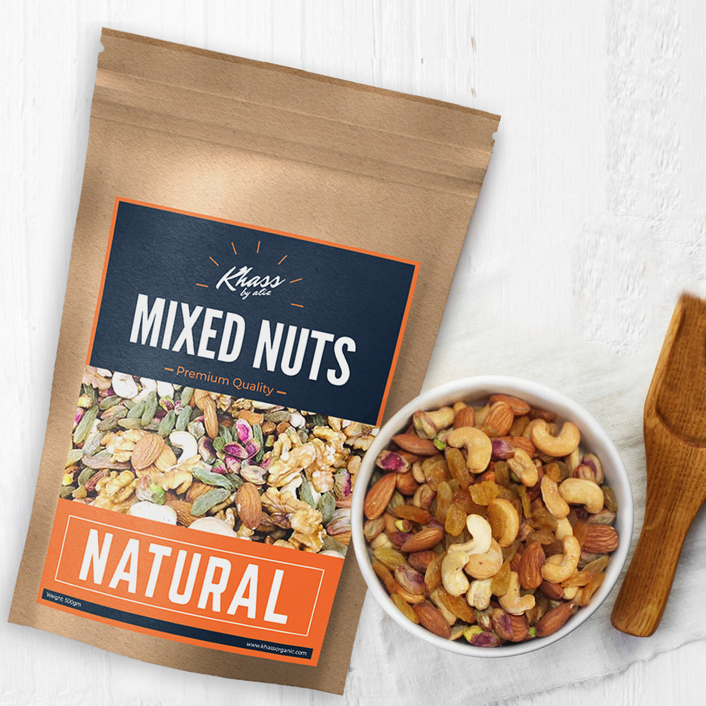 Buy Aliz Mixed Dry Nuts
