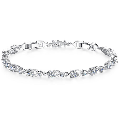 Luxury Crystal Bracelet - 6 Colors