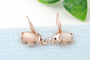 Cute Elephant Earrings