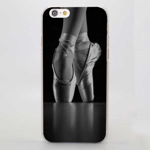 Pointe Shoes iPhone Case ( For iPhone SE 5 5S 5C 6 6S 6 Plus 7 7 Plus)