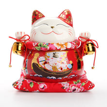 10 Inch Wealthy Journey Lucky Cat