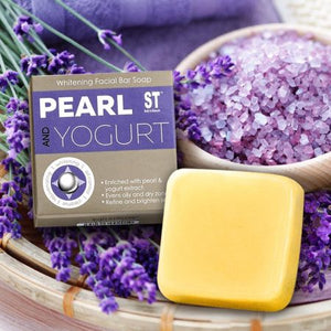 Pearl & Yogurt Soap