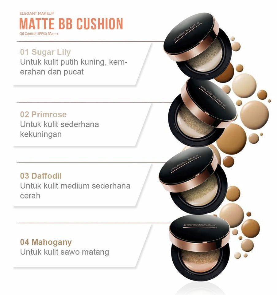 Matte BB Cushion