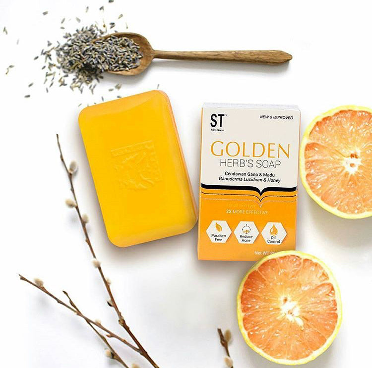 Golden Herb's Soap