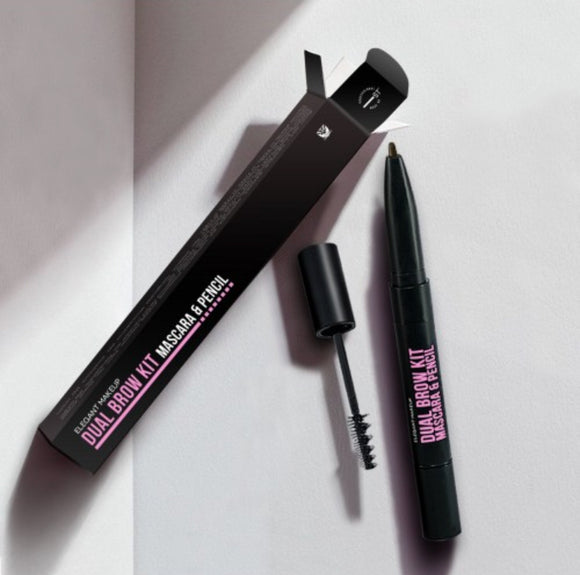 Dual Brow Kit Mascara & Pencil