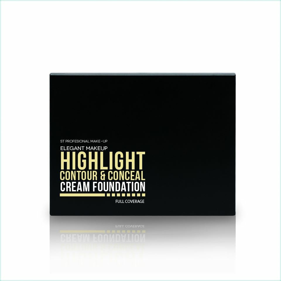 Highlight Contour & Conceal Cream Foundation
