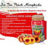 Ice Tea Peach Mengkudu