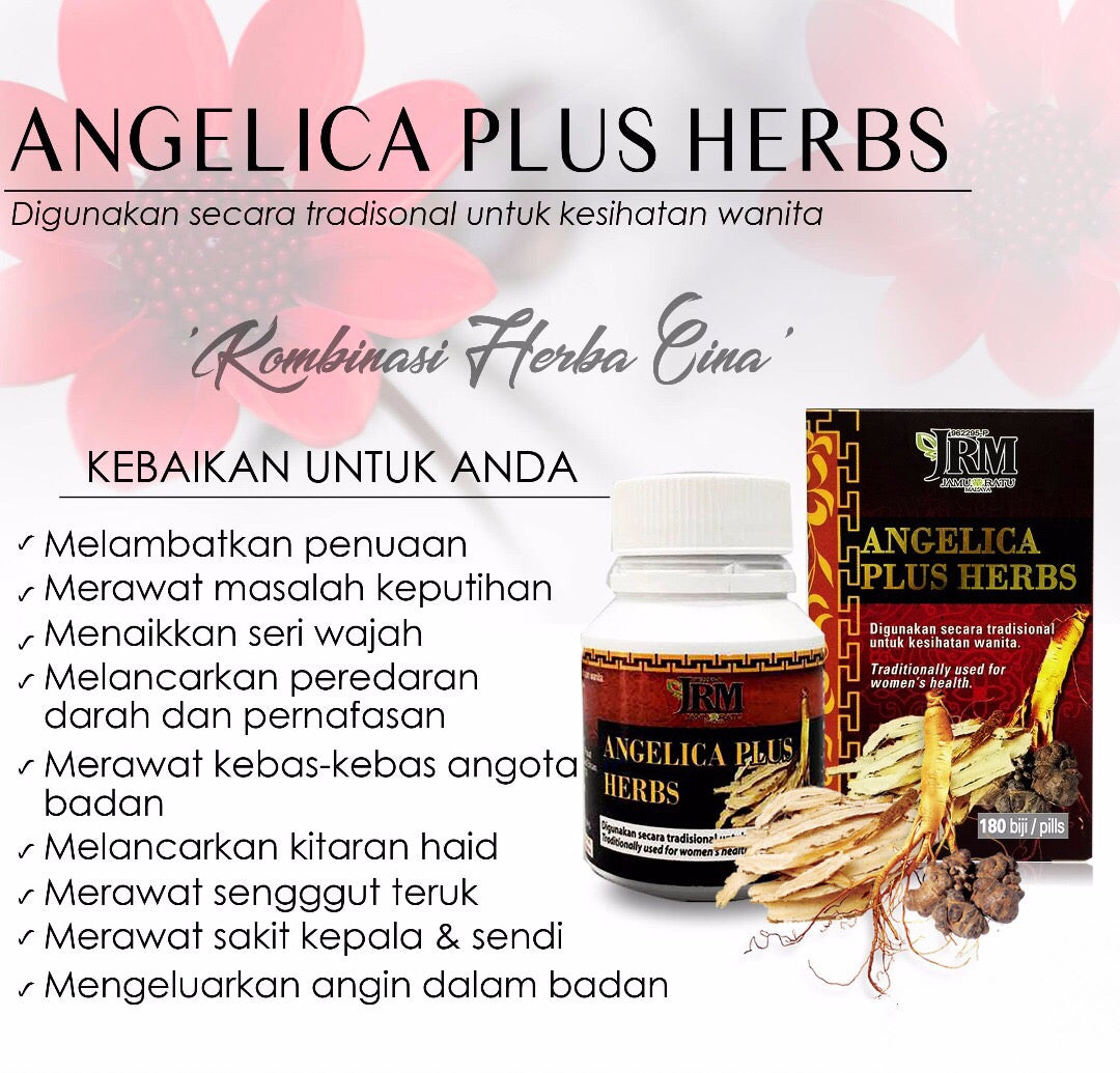 Angelica Plus Herbs