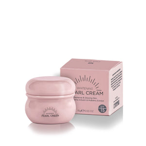 Whitening Pearl Cream SPF15