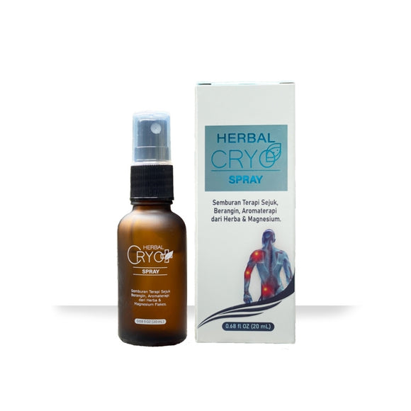Herbal Cryo Spray