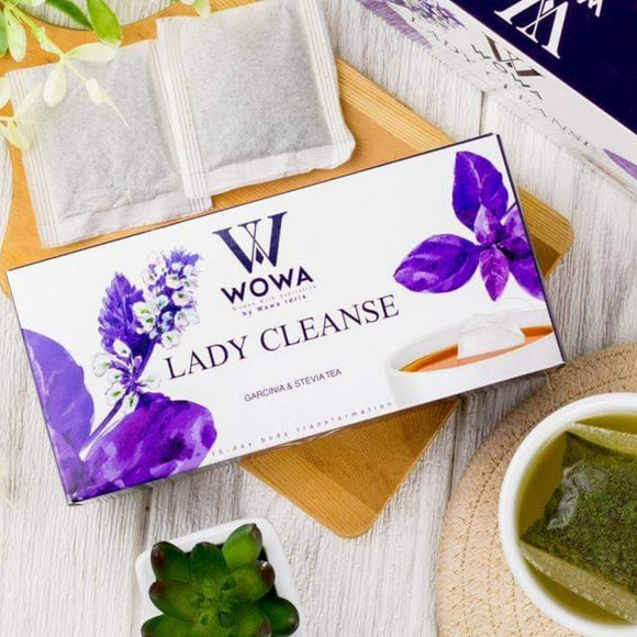 Lady Cleanse Tea