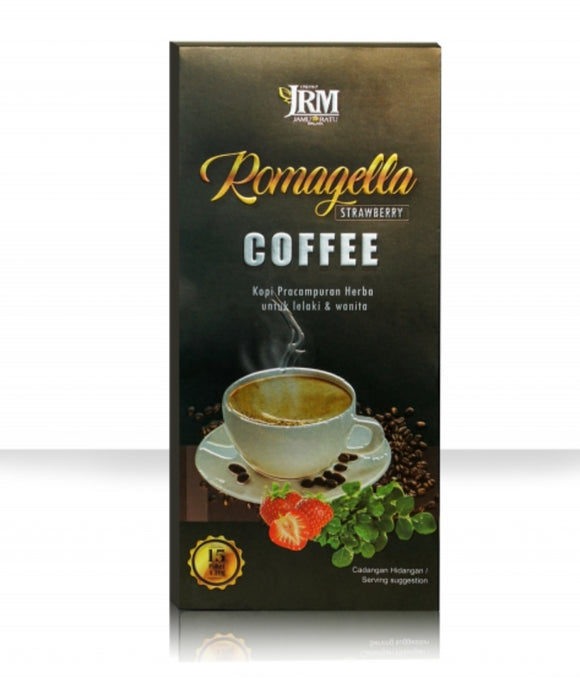 Romagella Strawberry Coffee