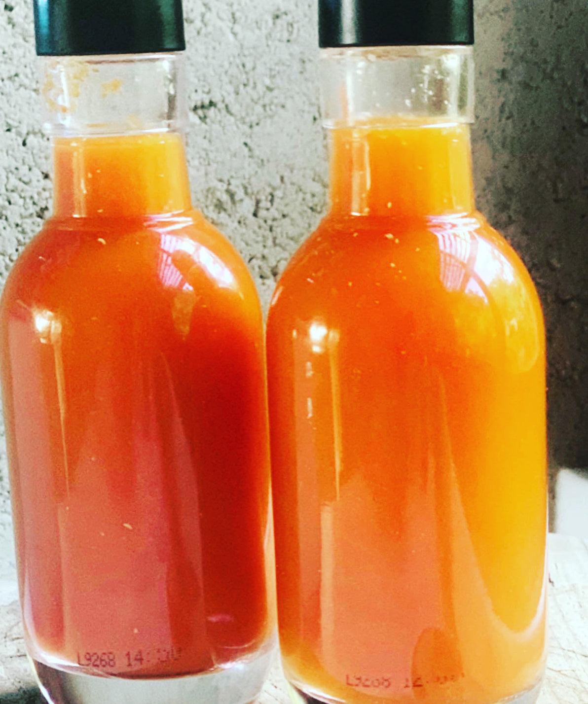 Hot Sauce (Lacto-fermented)