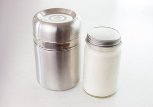 Stainless Steel Fermentation Flask