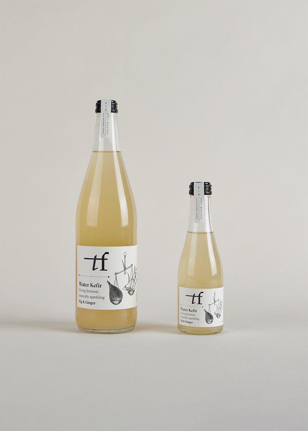 Water Kefir Fig & Ginger