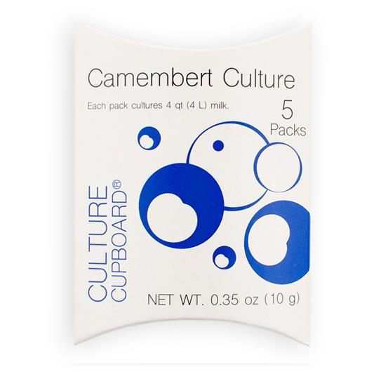 Camembert and Brie starter culture