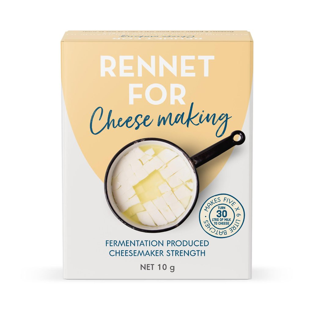 Rennet for Cheese making (vegetarian)