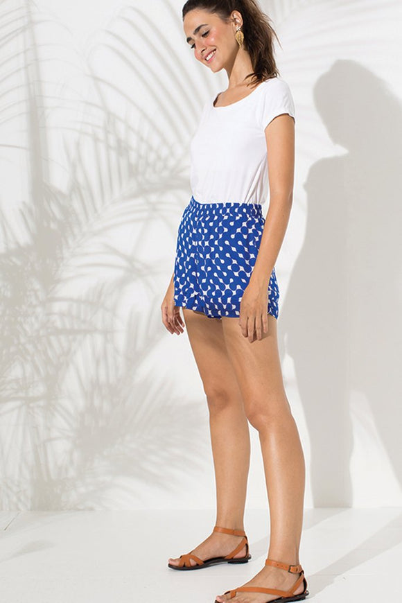 Noel Shorts Soundgarden Blue