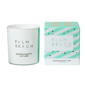Palm Beach Standard Candle Sparkling Grapefruit