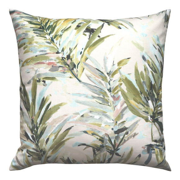 Florida Green Cushion 55cm