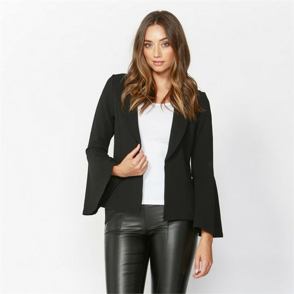 Adore You Blazer Black