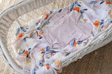 Sunshine Bamboo Swaddle