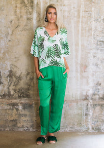 Tina Pants Green