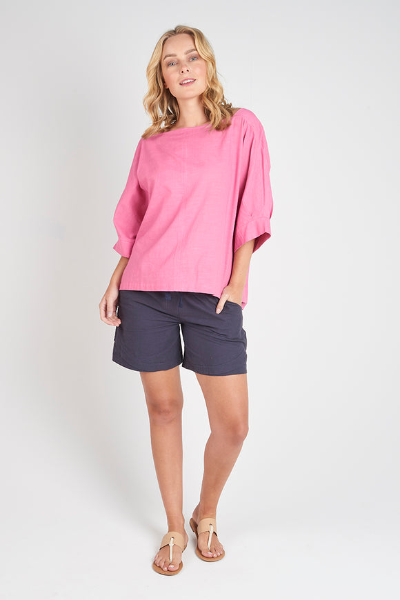 Endless Summer Top Rose