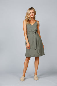 Ritz Dress Fern