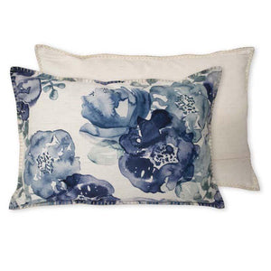 Bloom Blue Cushion 40x60cm