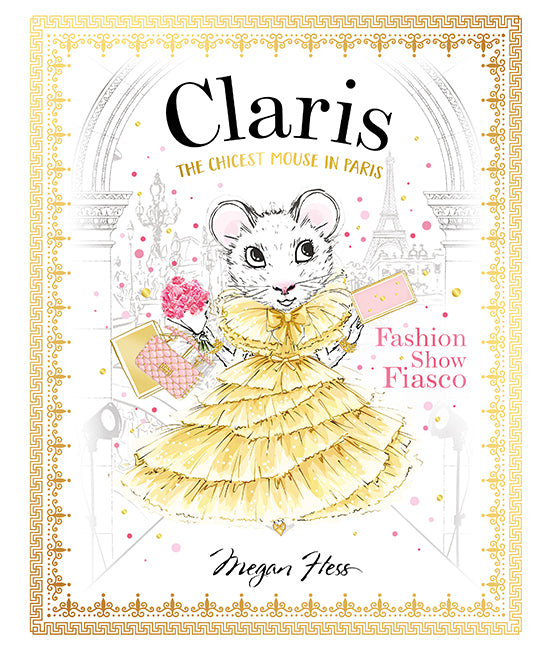 Claris: Fashion Show Fiasco