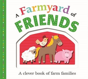 A Farm Yard of Friends