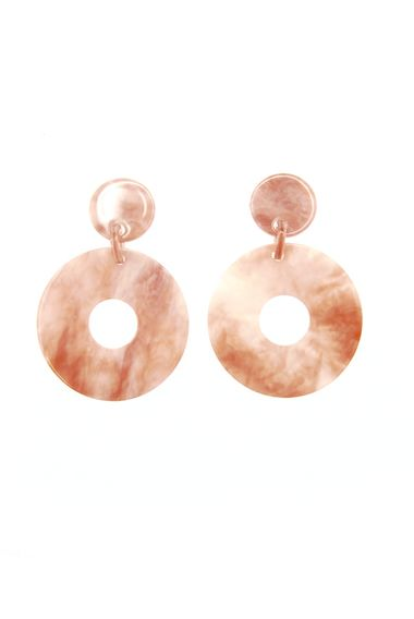 Sola Earrings Rose