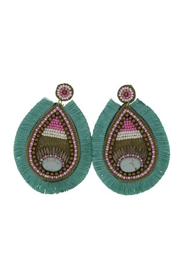 Taurus Earrings Mint