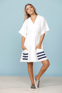 Coast Dress Nautica Stripe
