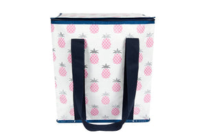 Mooleii Pineapple Cooler Tote