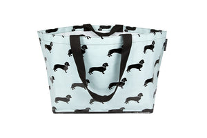Mooleii Sausage Dog Tote Large