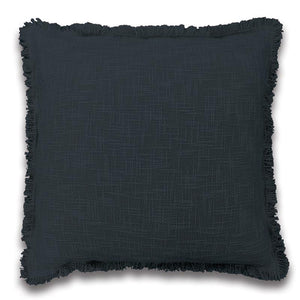 Heathcote Indigo Cushion 50cm
