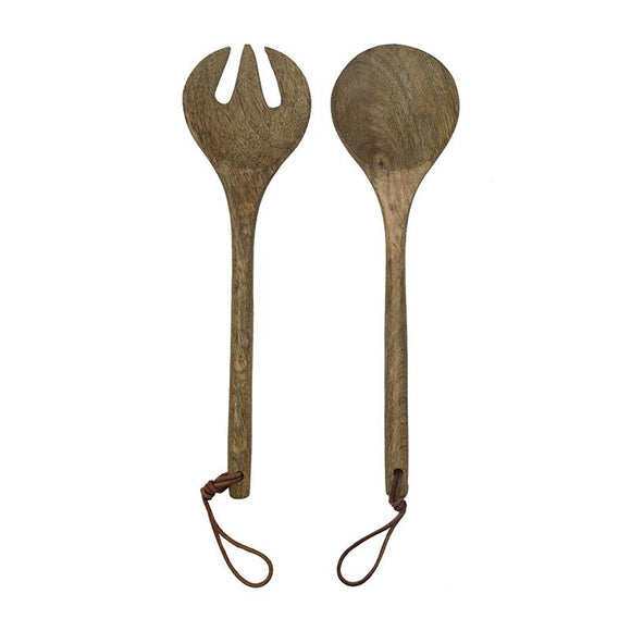 Heathcote Salad Servers