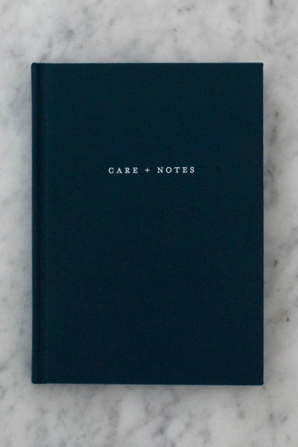 Care & Notes Journal