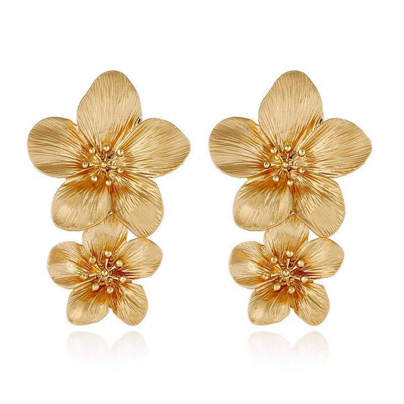 Eloise Earrings Gold