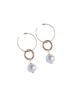 Emily Earrings Gold
