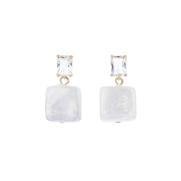 Jackie Earrings Gold