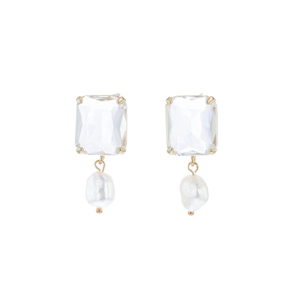 Harlow Earrings Gold