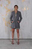Lara Coat Grey