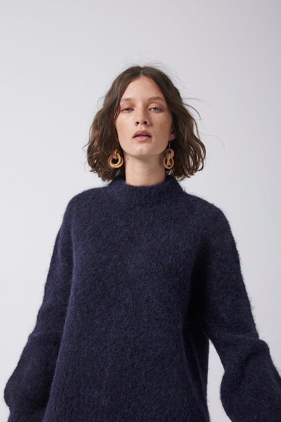 Francis Knit Navy