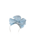 Cindy Fascinator Pale Blue